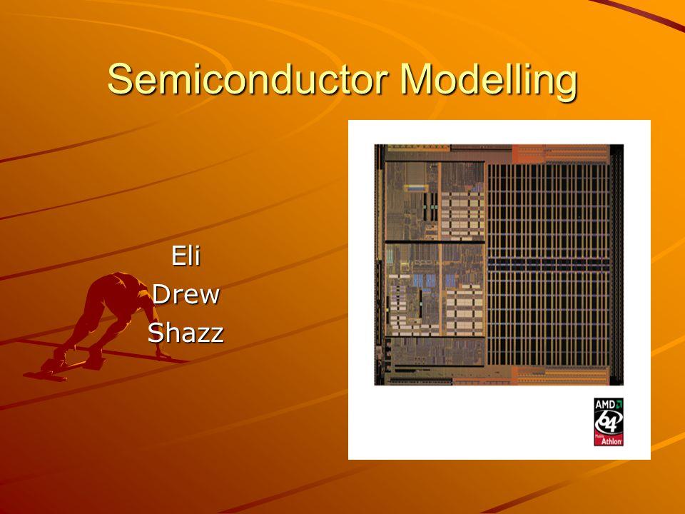 Semiconductor Modelling EliDrewShazz
