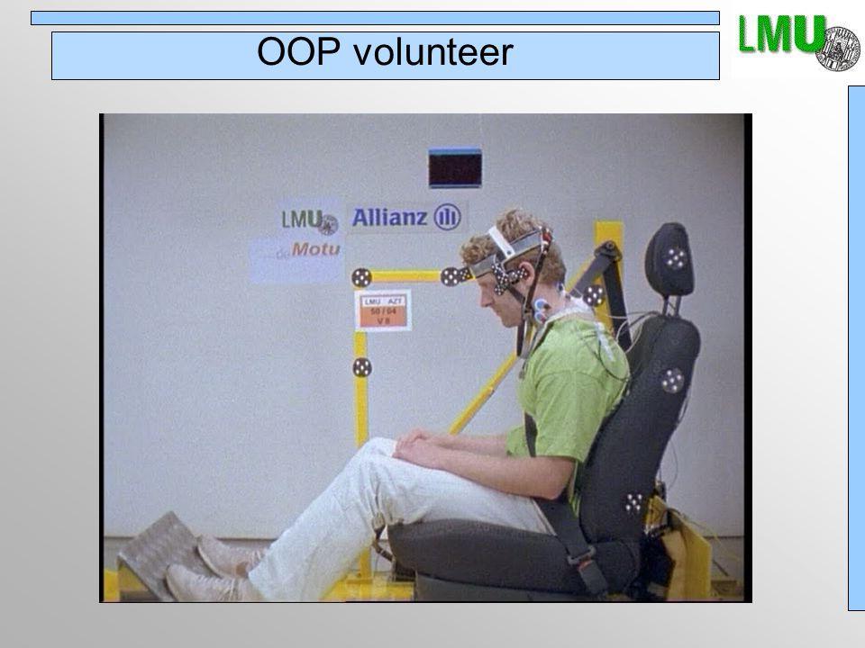 OOP volunteer