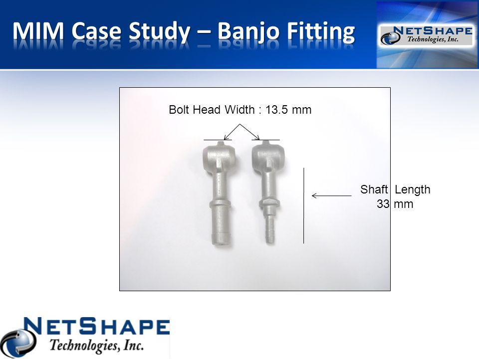 Bolt Head Width : 13.5 mm Shaft Length 33 mm