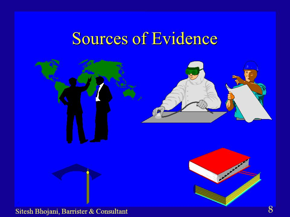 9 Sitesh Bhojani, Barrister & Consultant Potential Sources of Evidence… n Target of takeover – feasibility studies or Board Papers or other documents; n Industry Participants (especially those likely to be adversely affected by merger) including suppliers, customers, competitors, industry associations; n Government agency reports / industry studies n Experts especially Economists local or international ; n Overseas Competition Regulators or industry participants or local customs officials – evidence as to imports as a constraint