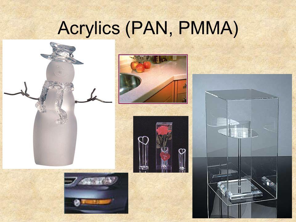 Acrylics (PAN, PMMA)