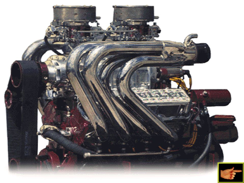 Combustion inside an engine produces temperatures high enough to melt cast iron.