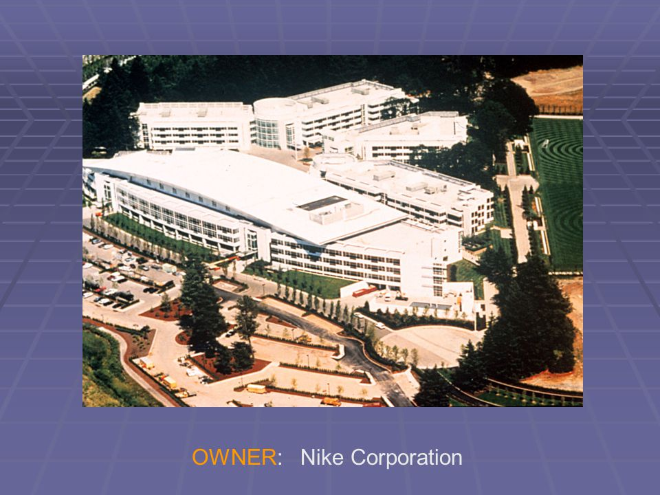 OWNER: Nike Corporation