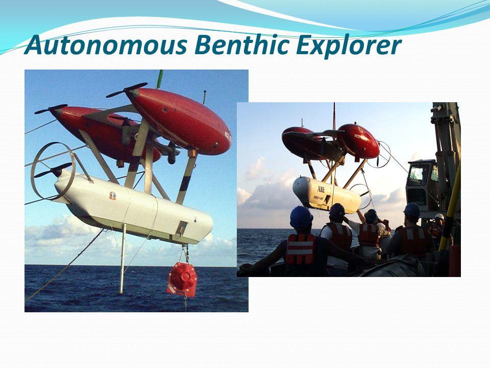Autonomous Benthic Explorer (ABE)