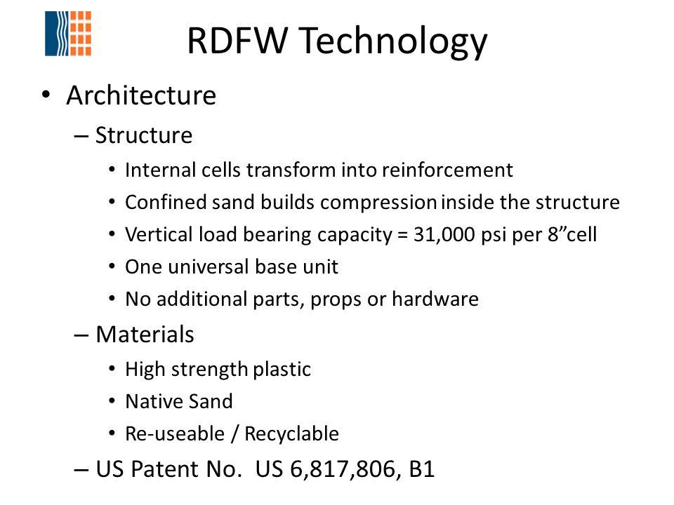 Seepage Reduction Jamestown N.D. 2009 Alternative MethodsGeocell Systems RDFW