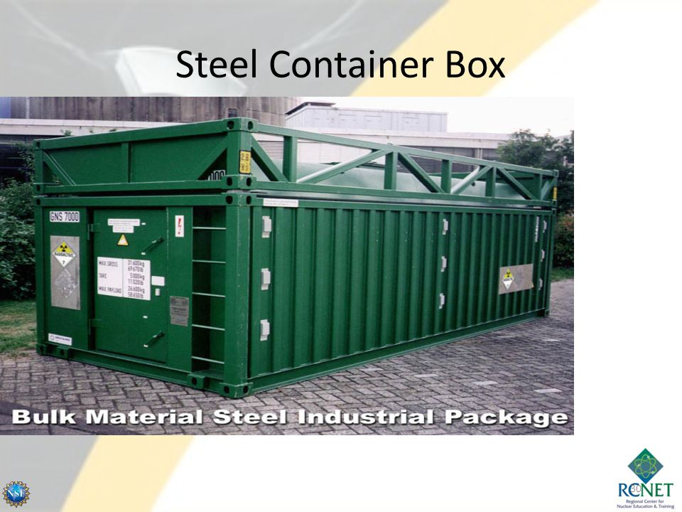 Steel Container Box 30