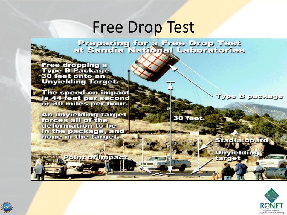 Free Drop Test 39