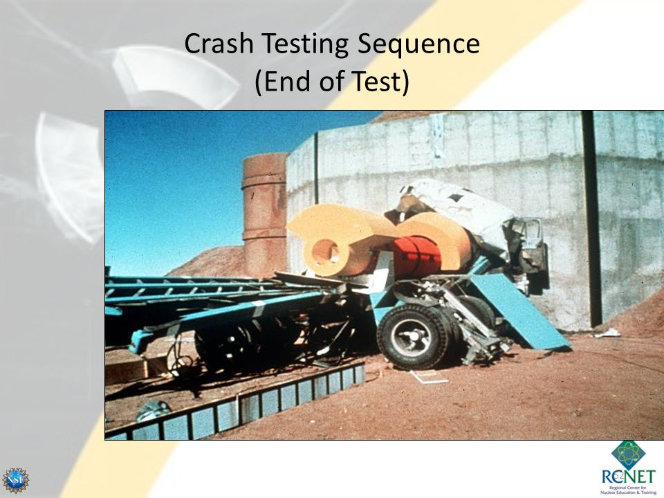 Crash Testing Sequence (End of Test) 52