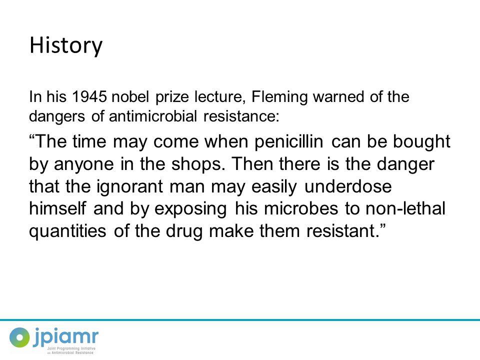 Antibiotics revolutionized medicine.
