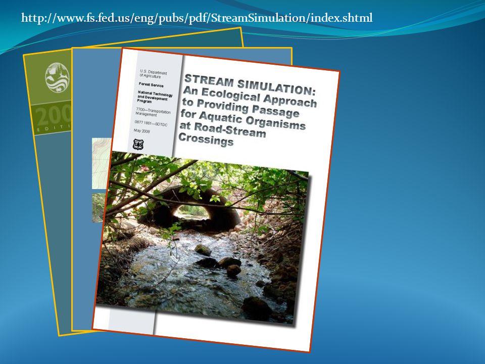 http://www.fs.fed.us/eng/pubs/pdf/StreamSimulation/index.shtml