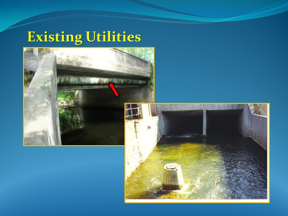 Existing Utilities