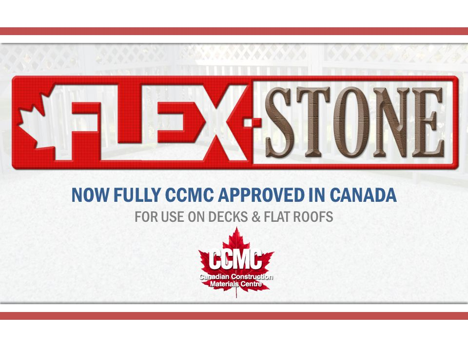 What is CCMC.CCMC stands for the Canadian Construction Materials Center.