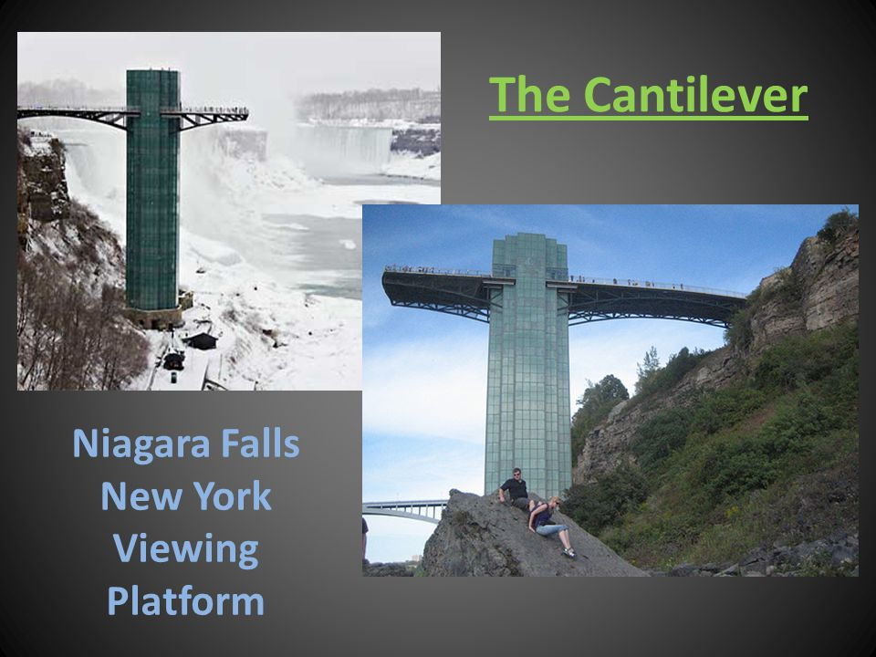 The Cantilever Niagara Falls New York Viewing Platform
