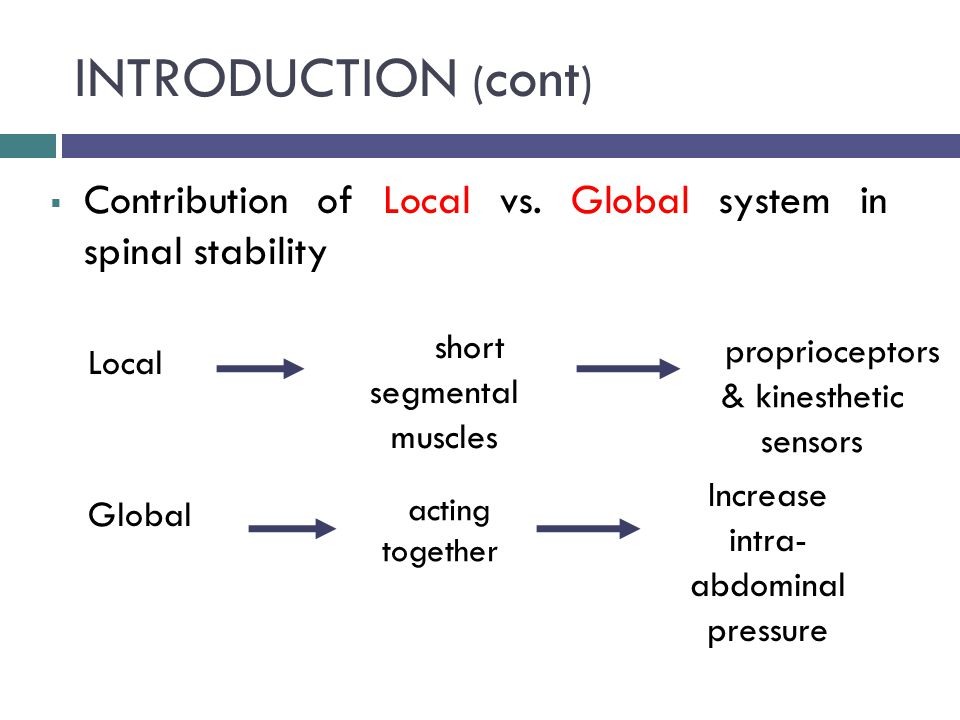 MATERIALS & METHODS  Inclusion and exclusion criteria: Inclusion criteriaExclusion criteria  Good abdominal muscle strength.