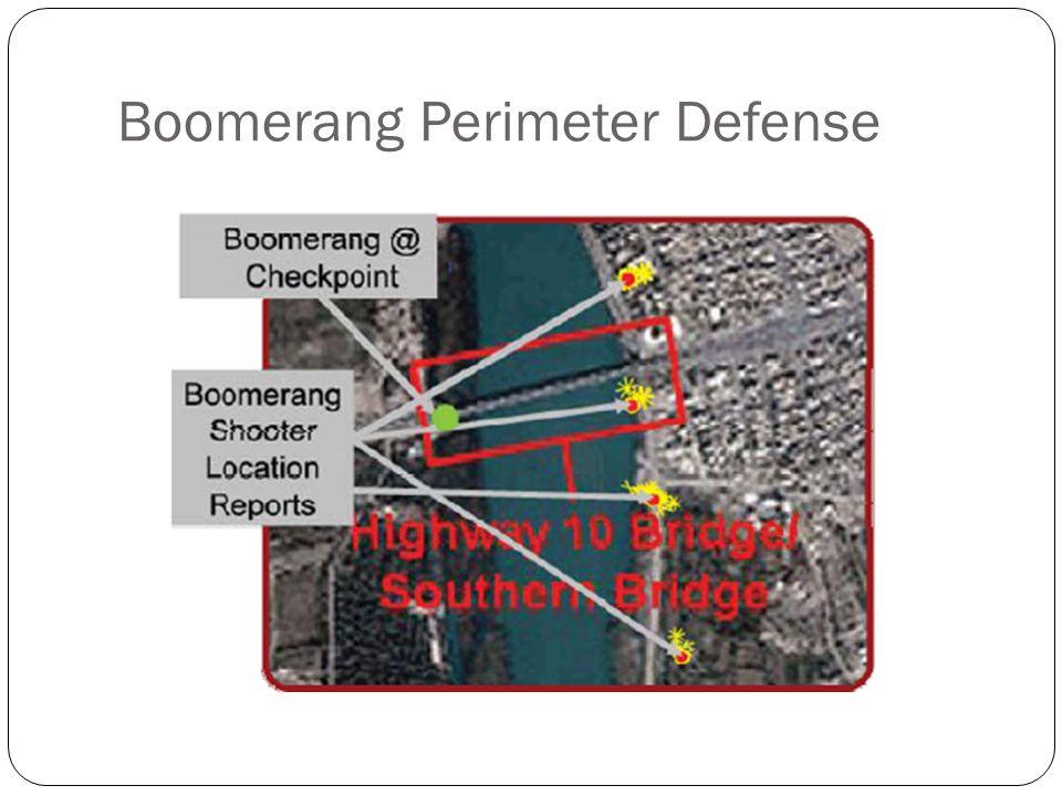 Boomerang Perimeter Defense