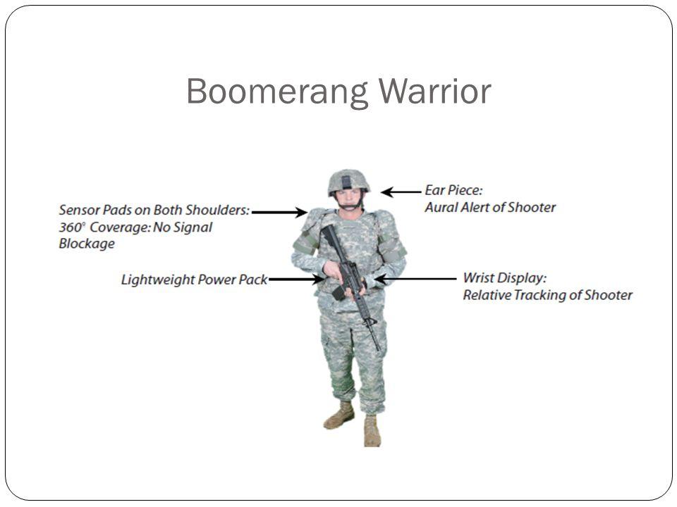 Boomerang Warrior