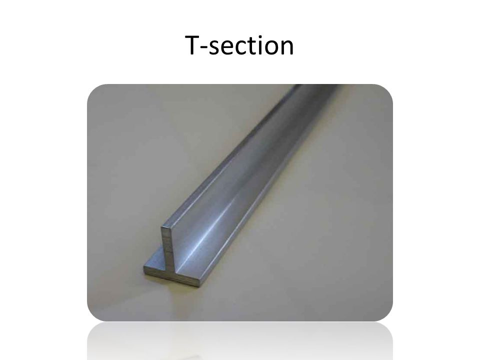 T-section