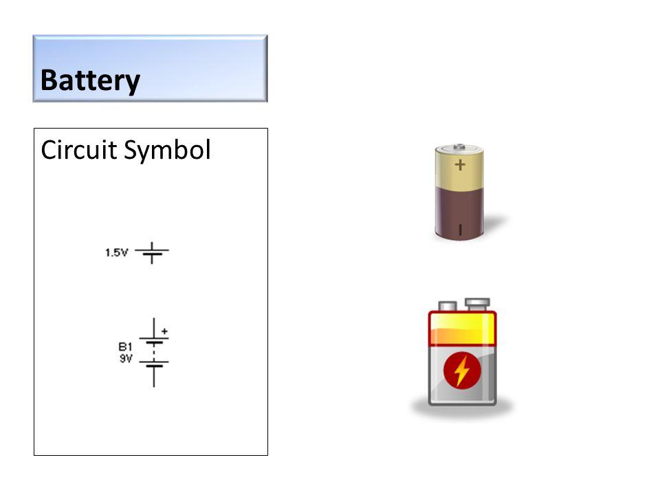 Battery Circuit Symbol