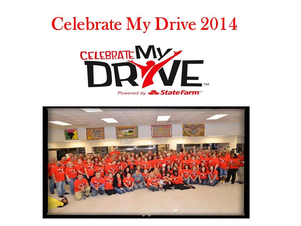 Celebrate My Drive 2014
