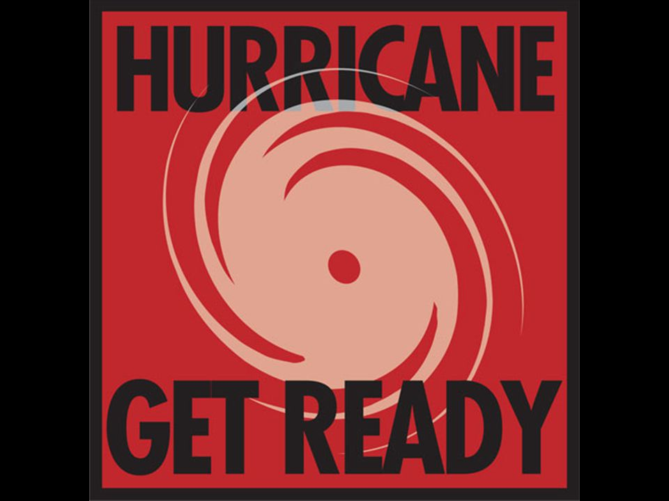 Hurricane Quiz What should you and your family do to prepare for a hurricane.