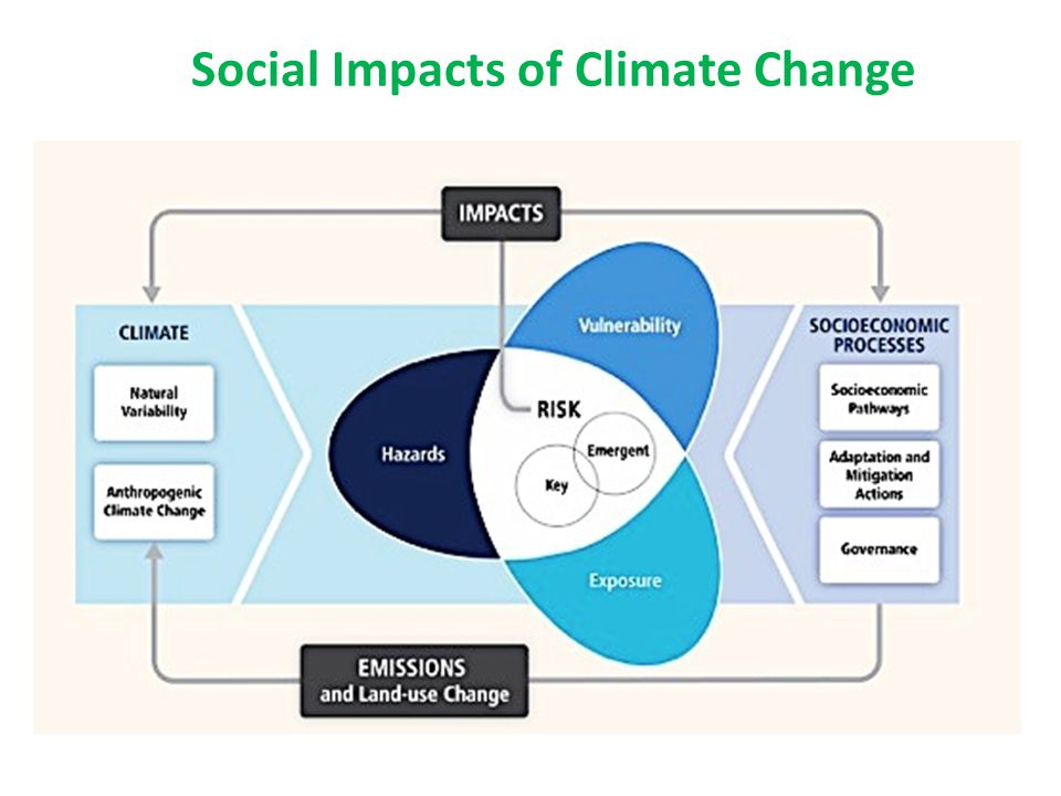 Social Impacts of Climate Change