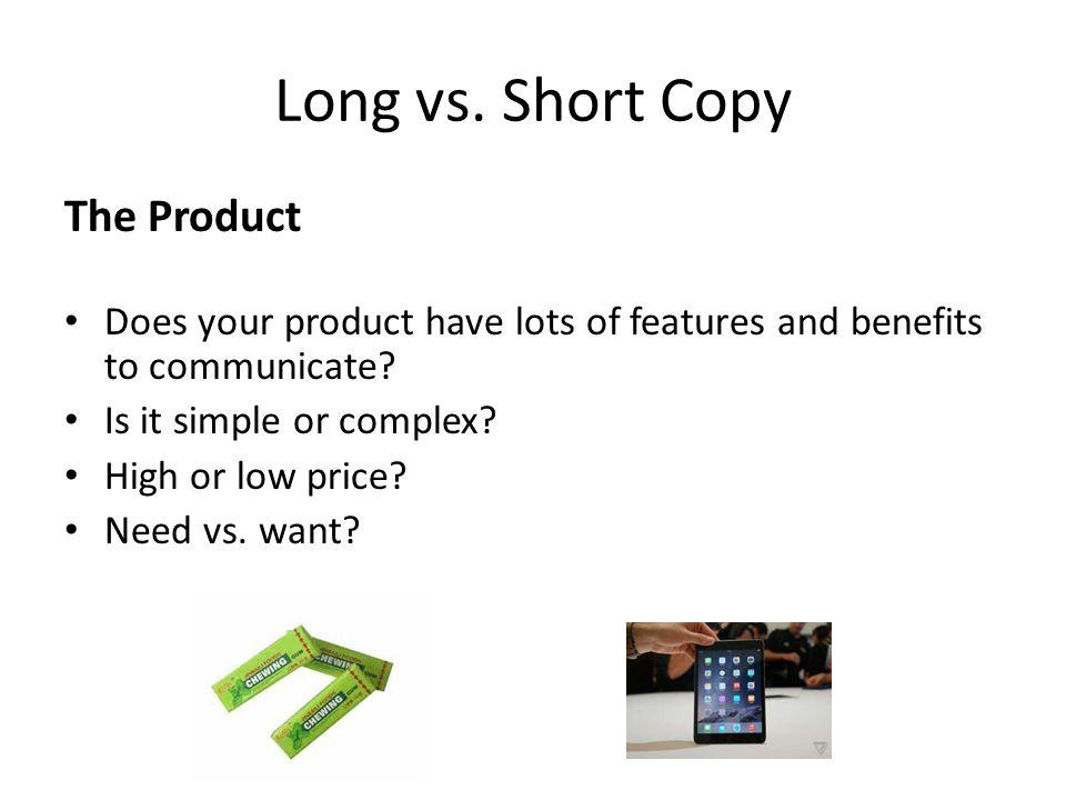 Long vs.