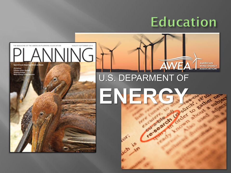 U.S. DEPARMENT OF ENERGY