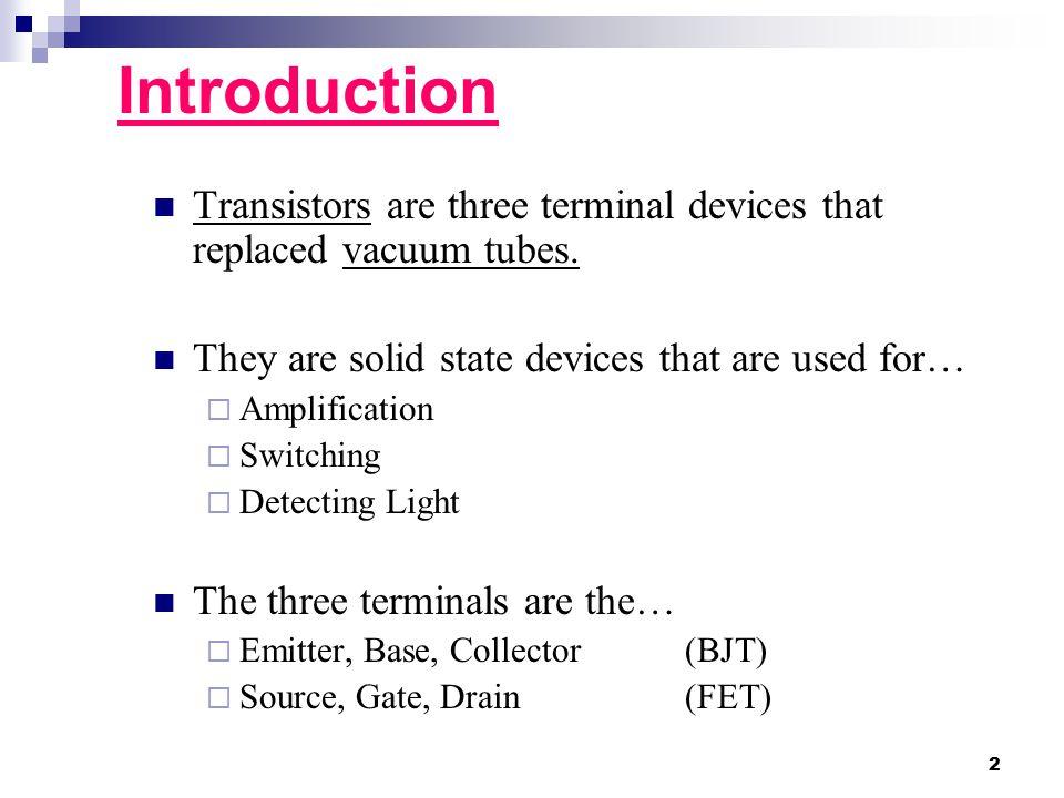 BJT Class A Amplifiers 32