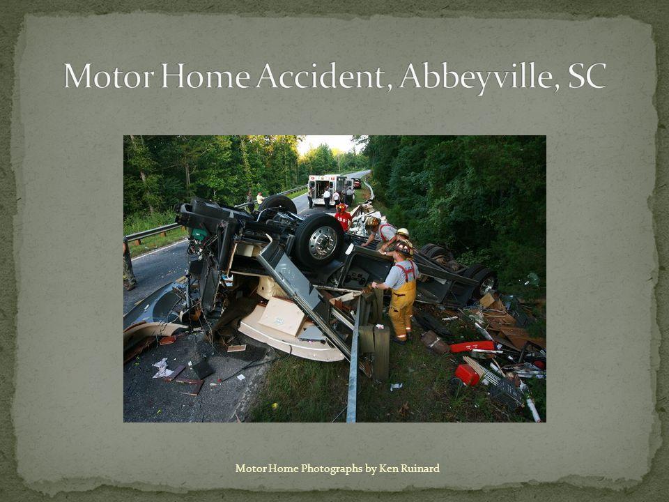 Motor Home Photographs by Ken Ruinard