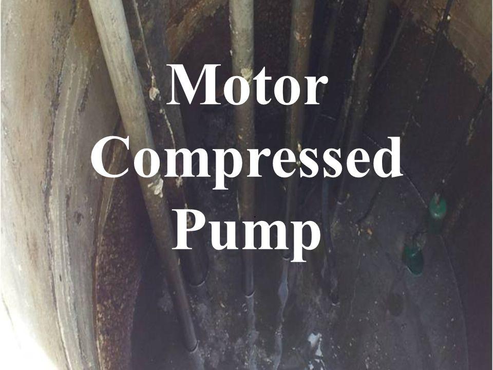 Motor Compressed Pump.
