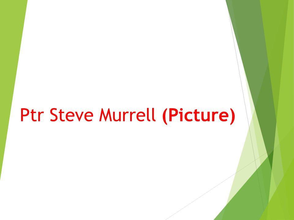 Ptr Steve Murrell (Picture)