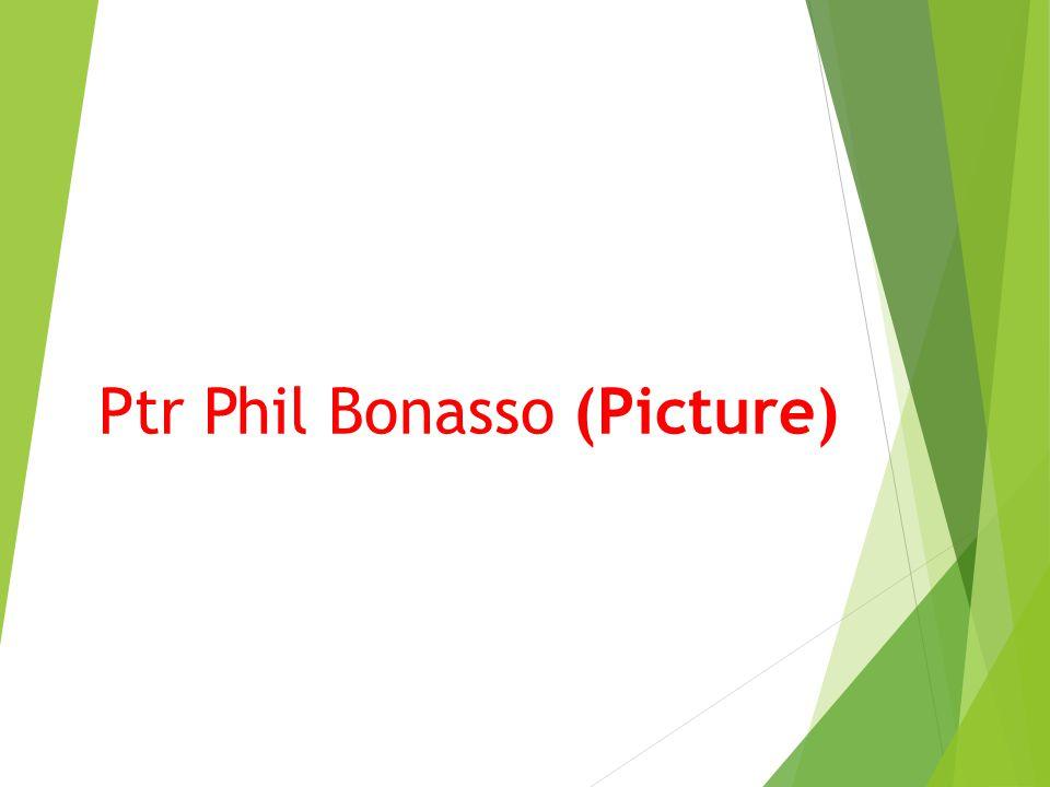 Ptr Phil Bonasso (Picture)