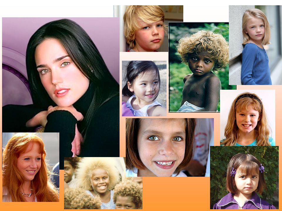 NATURAL HAIR COLOR Identifying natural hair color is an important step in becoming a good hair colorist.