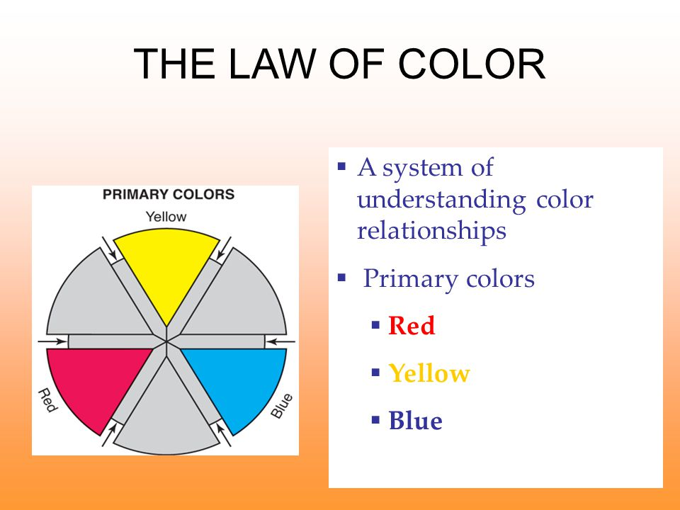 Color is a form of light energy.