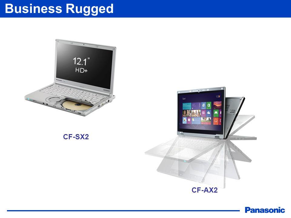 Business Rugged CF-SX2 CF-AX2