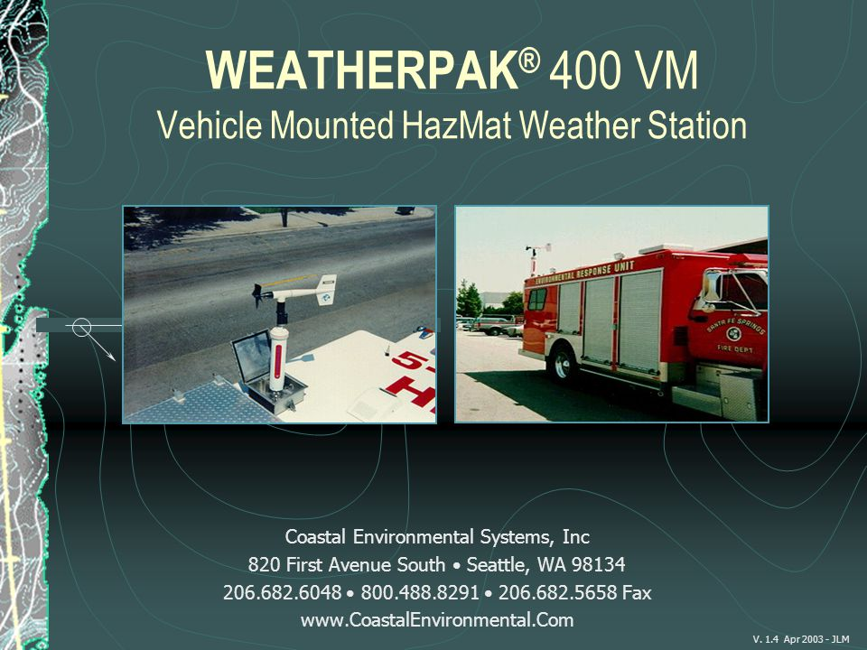 WEATHERPAK ® is the #1 Choice...