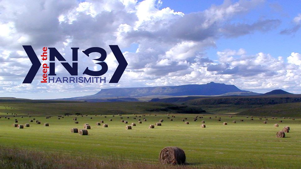 Keep the Harrismith N3 Our request: The discontinuation of current development plans to realign the N3 on any of the current proposed alternatives.