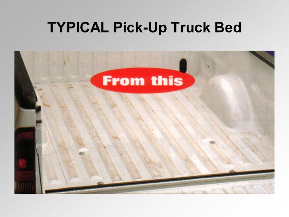 'HERCULINER' Pick-Up Truck Bed