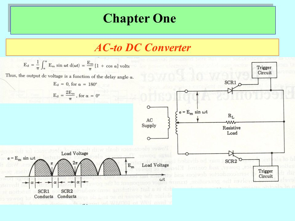 AC-to DC Converter