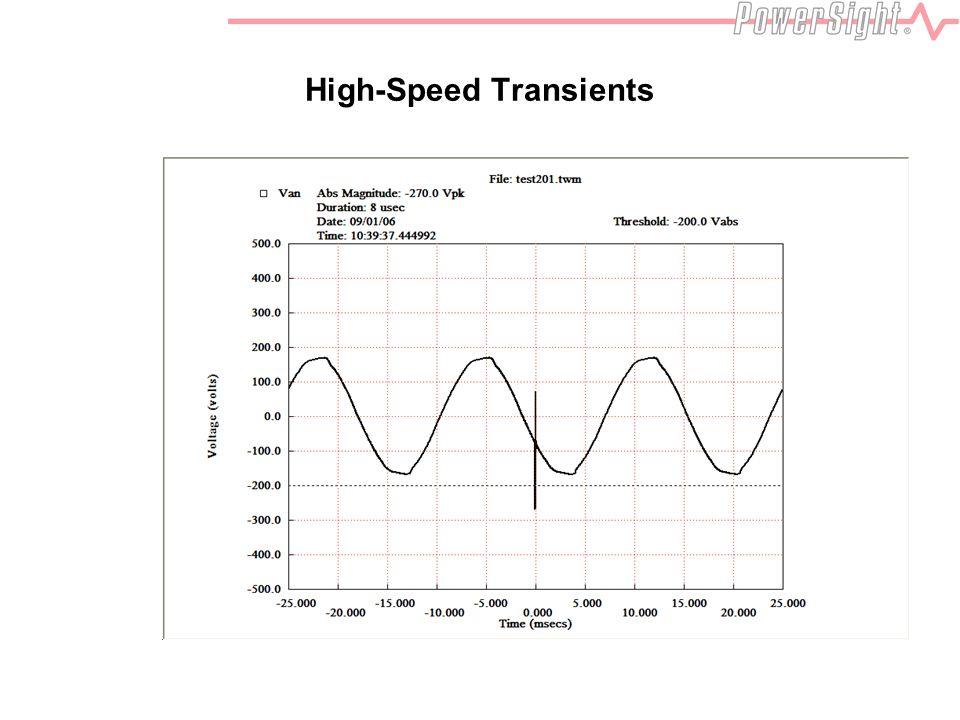 High-Speed Transients