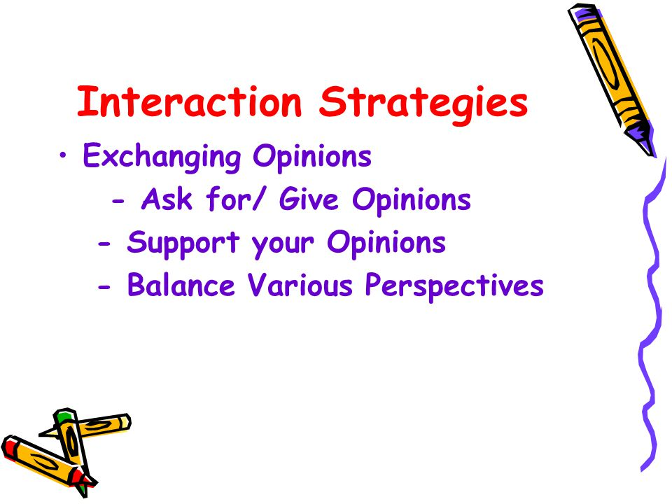For individual contribution Topic Analysis Discuss Opinions Discuss Problems Discuss Case Studies