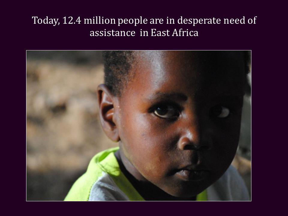 In recent years, droughts in Eastern Africa have become frequent, leaving little time for communities to recover