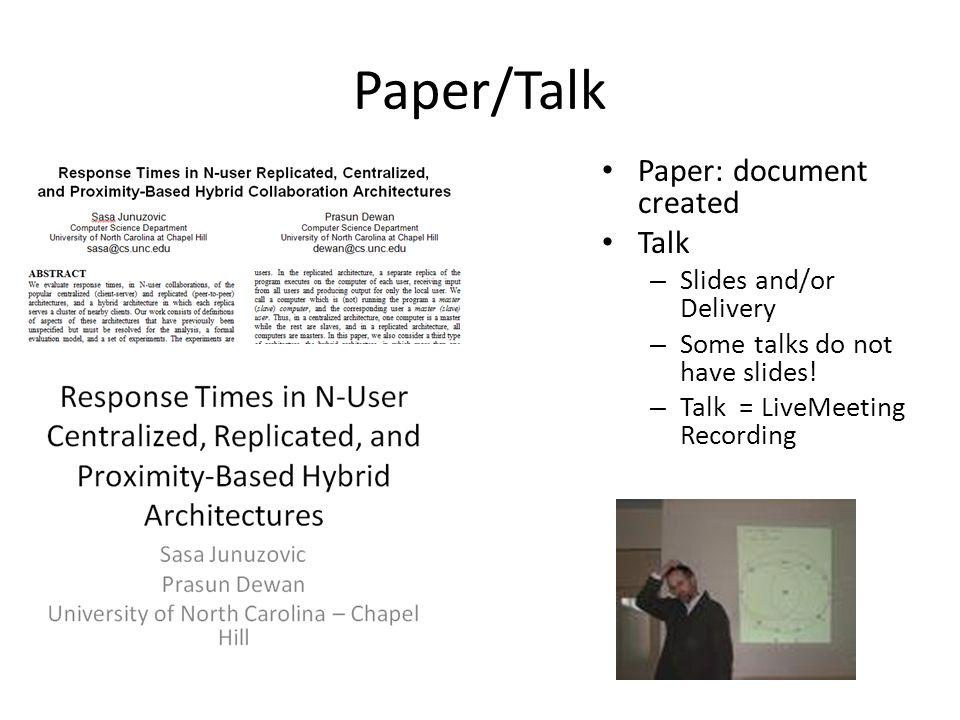 Research Description/Survey Write Research Description or Survey Get Feedback on Document