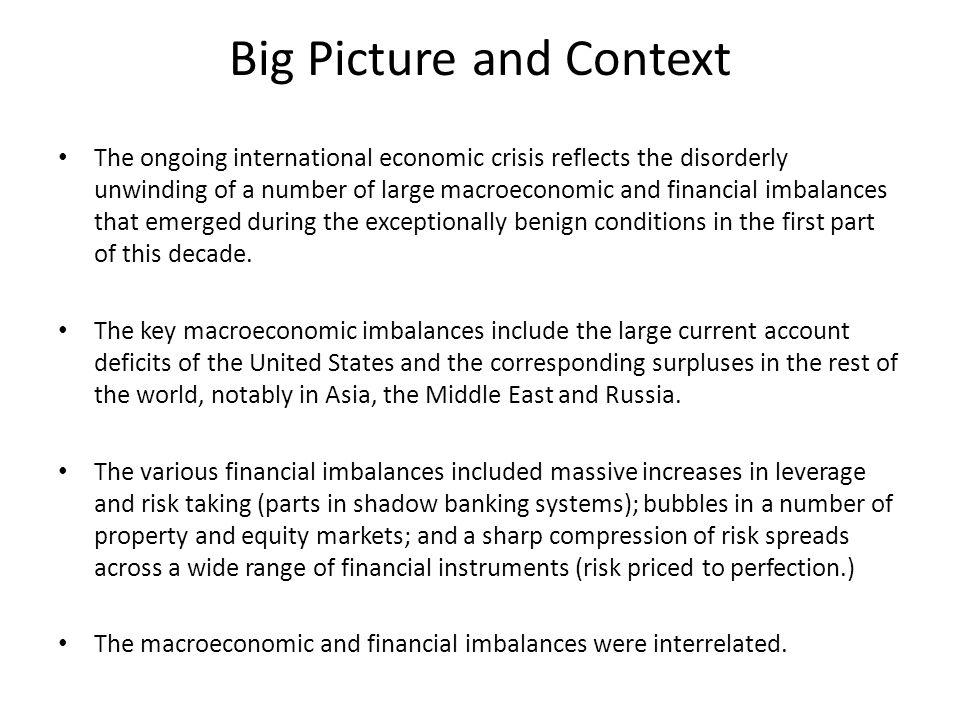 Monetary Policy Responses