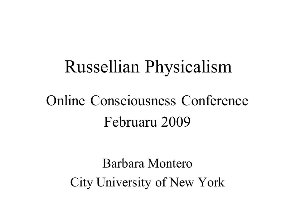 What if the Russellian holds that inscrutables have no other role than that of determining consciousness.