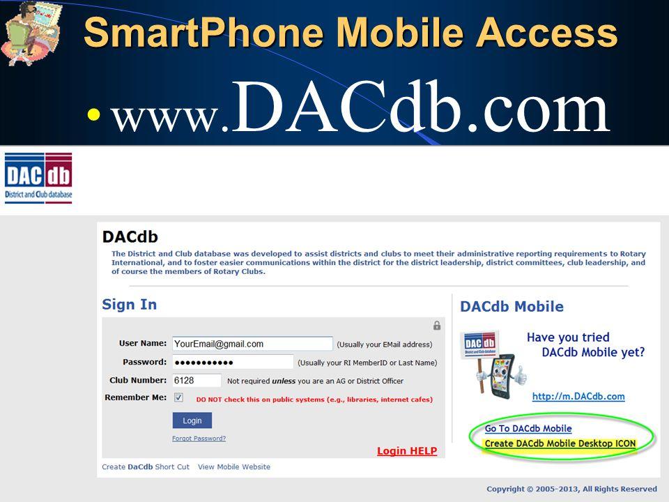 www. DACdb.com