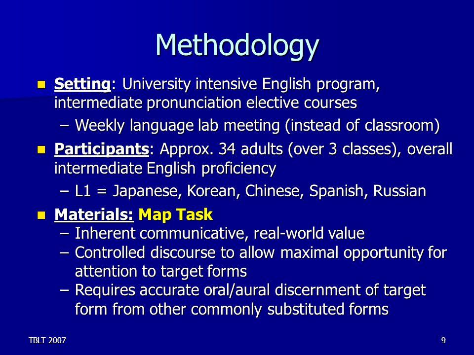 TBLT 200710 The Map