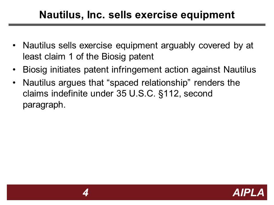 4 4 4 AIPLA Nautilus, Inc.