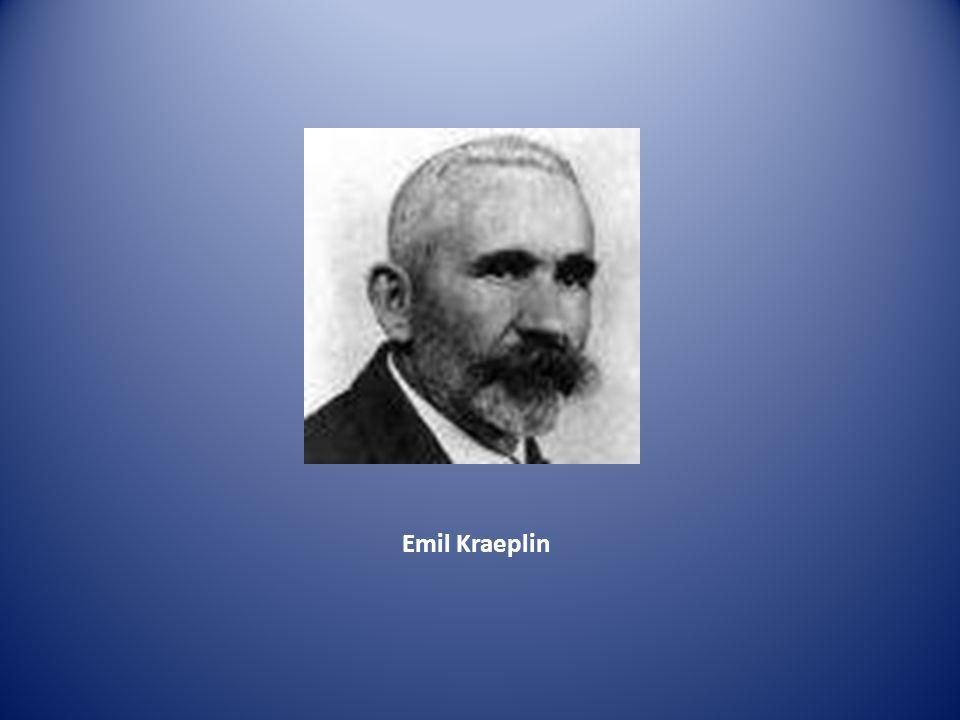 Emil Kraeplin