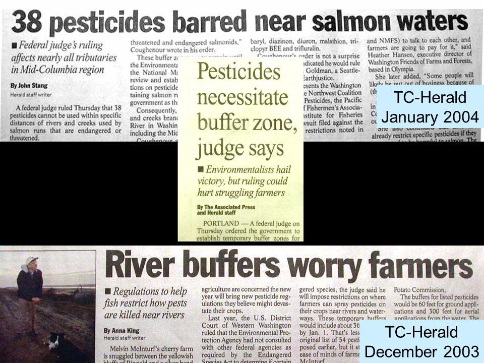 TC-Herald January 2004 TC-Herald December 2003